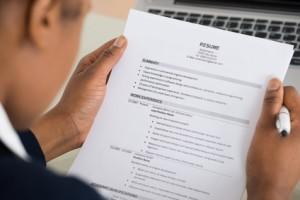 Resume - Rewrite or Refresh