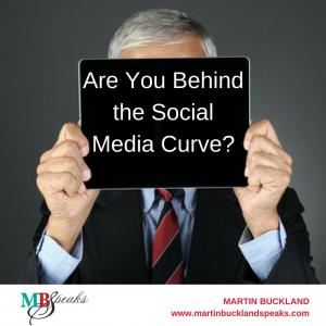social media curve