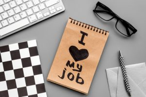 Tips to Keep the Job You Love