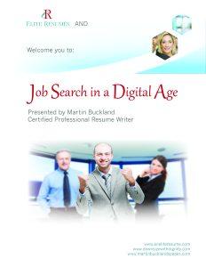 Buckland Job Search in a digital age