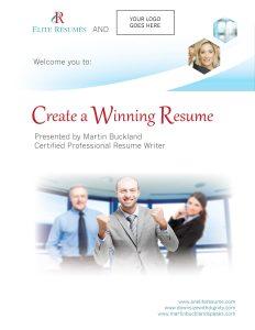 Buckland Winning Resume workshop cover